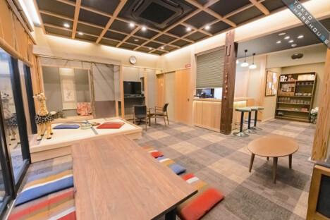 絆家シェアハウス-chanoya- 大阪 天下茶屋